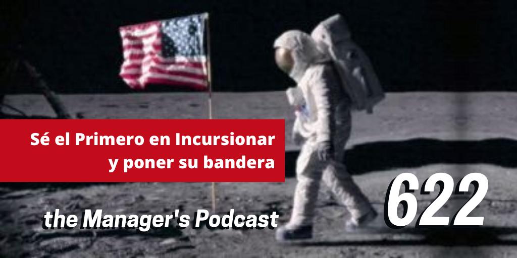 Ser primero o ser el mejor | Innovadores de Nichos de Mercado | Sé el Primero en Incursionar y poner su bandera | Neil Armstrong primer hombre en la Luna | ¿Qué es preferible ser el mejor o ser el primero? | Lanzar primero un producto al mercado | Qué transmites si tu marca es la primera