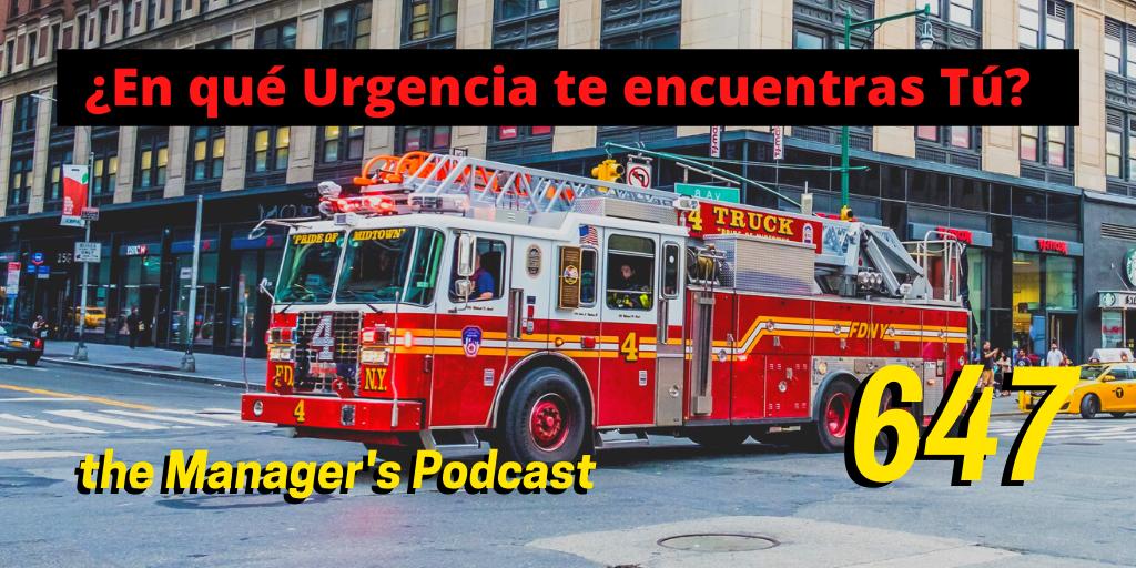 ¿Cuál es tu urgencia? | ¿Qué hacer en una urgencia? | ¿Cómo tomar o afrontar una urgencia? | ¿En qué Urgencia te encuentras Tú? | definición de urgencia | La urgencia de Stephen King y Cristiano Ronaldo | La Santa madre teresa de Calcuta está en una urgencia